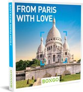 Bongo Bon Nederland - From Paris with Love Cadeaubon - Cadeaukaart cadeau voor koppels | 69 hotels in Parijs