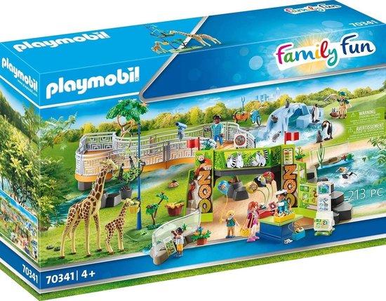 PLAYMOBIL Family Fun Dierenpark - 70341 - Multicolor