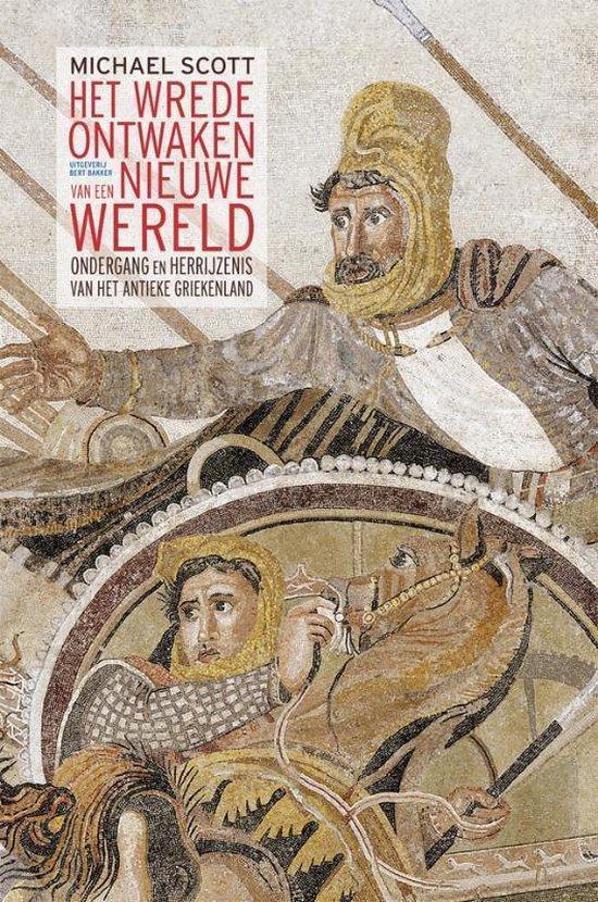 Het wrede ontwaken van een nieuwe wereld - Michael Scott pdf epub