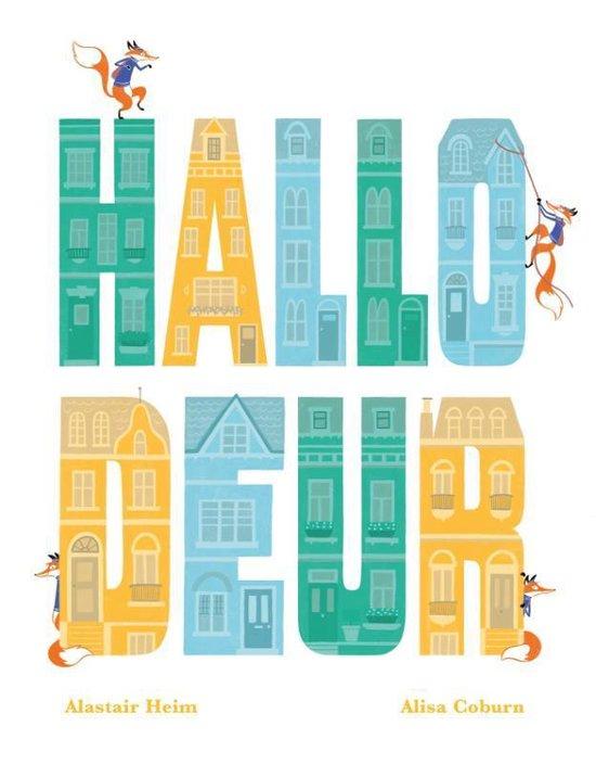Hallo deur - Alastair Heim | Readingchampions.org.uk
