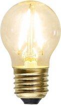 Sjors Led-lamp - E27 - 2200K Warm wit licht - 1,5 Watt - Niet dimbaar