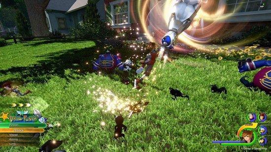 Kingdom Hearts III - Deluxe Edition - Xbox One