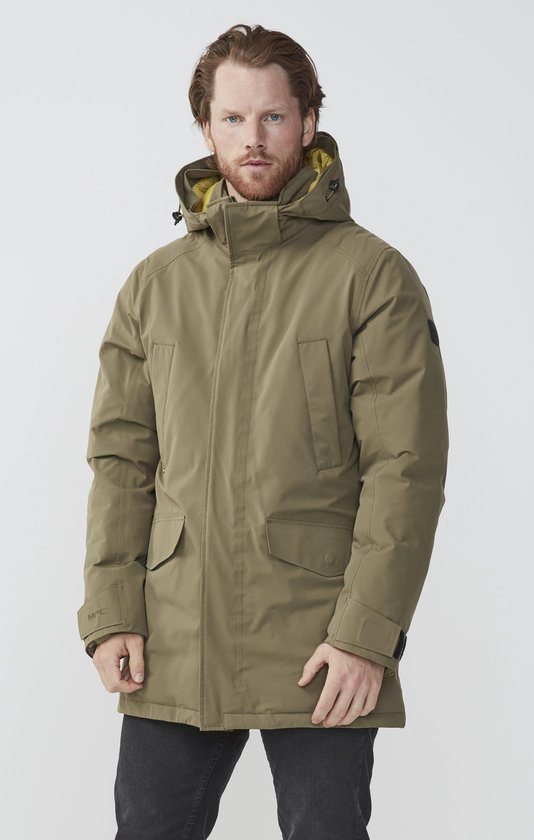 | Tenson Hartley Parka Winter Jas Maat M Mannen
