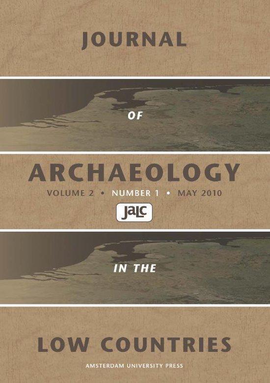 Boek cover Journal of Archaeology in the Low Countries 2010 - 1 van Kooijmans, L. P. Louwe (Paperback)