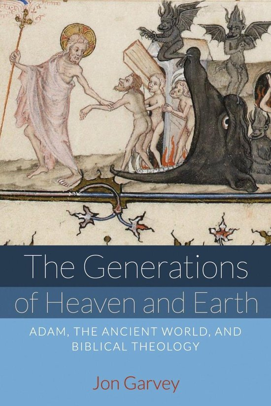 Omslag van The Generations of Heaven and Earth
