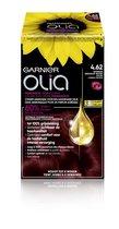 Garnier Olia Permanente Crèmekleuring - 4.62 Donker Granaat Rood -  Zonder Ammoniak - Op Basis Van Olie