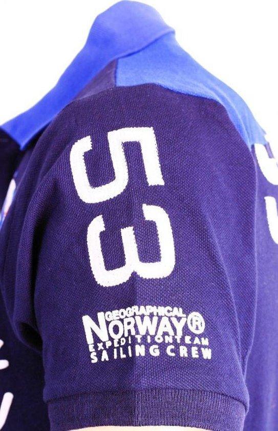 Geographical Norway Poloshirts Heren Poloshirt Xl