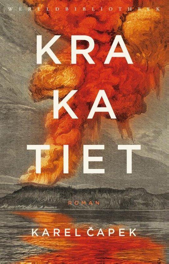Krakatiet - Karel ČApek |