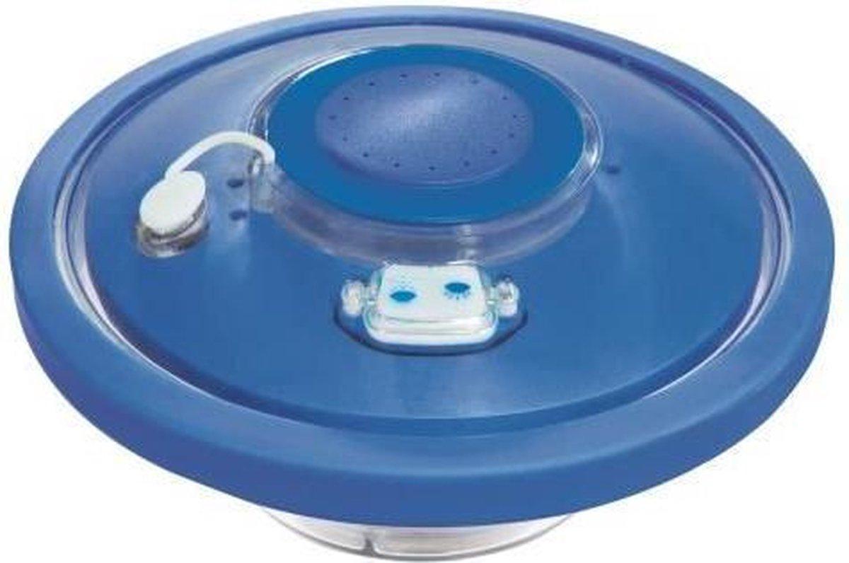 BESTWAY Lamp fontaine - Ø 18,5 cm - Batterijen lithium - Bleu