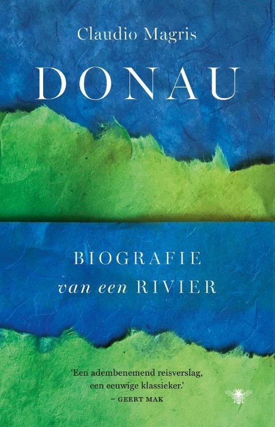 Boek cover Donau van Claudio Magris (Hardcover)