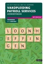 Vakopleiding Payroll Services 2020-2021 Theorieboek