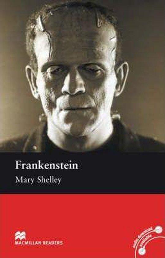 Macmillan Readers Frankenstein Elementary Reader Without CD
