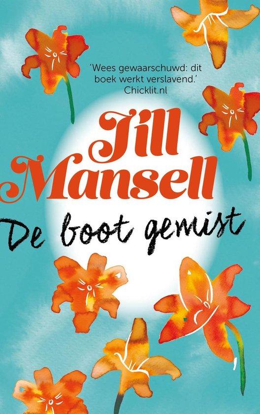 De boot gemist - Jill Mansell pdf epub