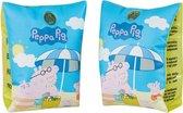Peppa Pig/Big opblaasbare zwembandjes 1-6 jaar/11-30 kg kinderen - Maat 0 - Zwemhulp opblaas gele zwemmouwtjes/zwemvleugeltjes - Veilig zwemmen