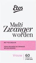 Etos Multi Zwanger Worden - 60 capsules