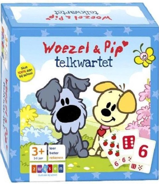 Woezel & Pip - Telkwartet