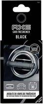 Axe Luchtverfrisser Black Aluminium Zwart/zilver 3-delig