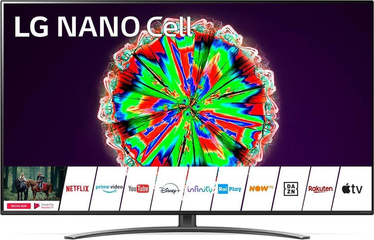 LG NanoCell 49NANO816NA – 4K TV