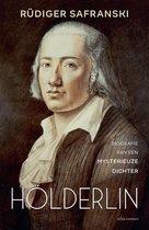 Boek cover Hölderlin van Rüdiger Safranski (Paperback)
