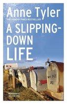 Boek cover A Slipping Down Life van Anne Tyler
