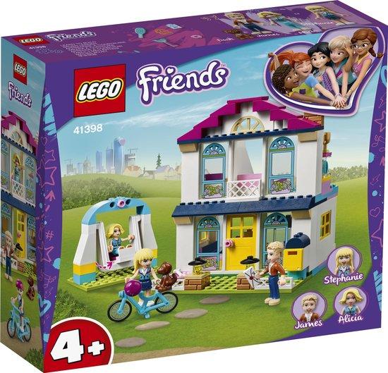 LEGO Friends 4+ Stephanie's Huis – 41398