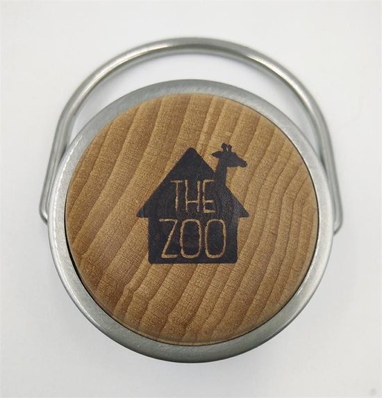 The Zoo RVS Drinkfles - Beer - The Zoo