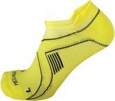 Extralight weight x-performance run sock neon yellow M