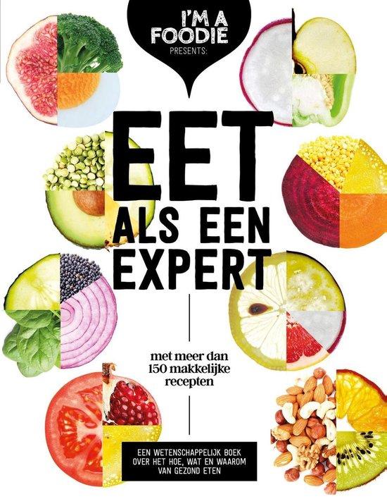 Boek cover Eet als een expert van Marijke Berkenpas (Onbekend)
