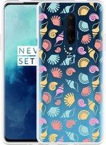 OnePlus 7T Pro Hoesje Schelpen
