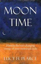 Boek cover Moon Time van Lucy H. Pearce (Onbekend)