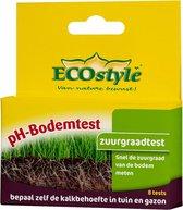 ECOstyle pH-Bodemtest - zuurgraadtest voor 8 tests