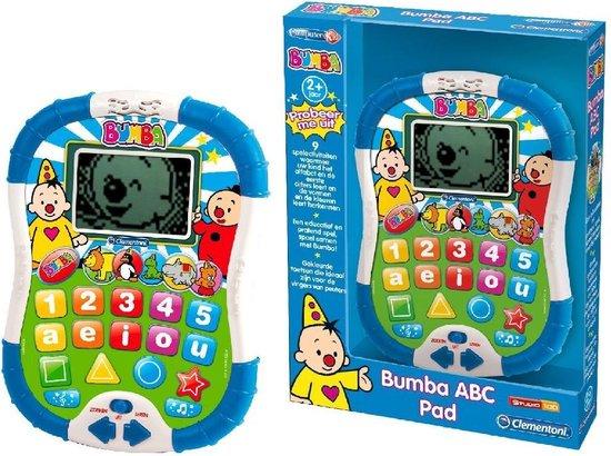 Afbeelding van het spel Clementoni Bumba ABC Tablet