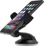 iOttie Easy Flex 3 Car Mount Holder Desk Stand for iPhone 7/7 Plus, 6/6s, 6/6s Plus, 5s/5c/4S Black