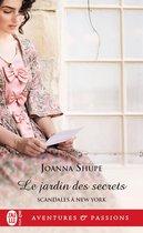 Scandales à New York (Tome 3) - Le jardin des secrets