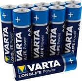 Varta Longlife Power AA Batterijen - 12 stuks