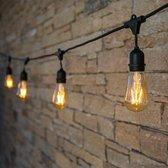 LUMISKY  LED Feestverlichting - lichtsnoer -  6meter - Warm Wit