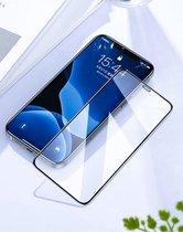 4mobilez set 3x iPhone 12 / 12PRO edge-to-edge screenprotectors - 5D