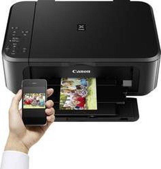 Canon PIXMA MG3650S - All-in-One Printer / Zwart