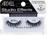Ardell - Studio Effects  Lashes 232 - 1 paar