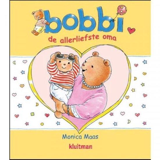 Boek cover Bobbi De Allerliefste Oma van Monica Maas (Hardcover)