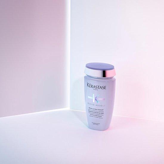 Kérastase Blond Absolu Bain Ultra Violet Shampoo - 250ml