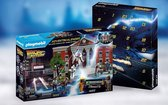 PLAYMOBIL Back To The Future Adventskalender - 70574