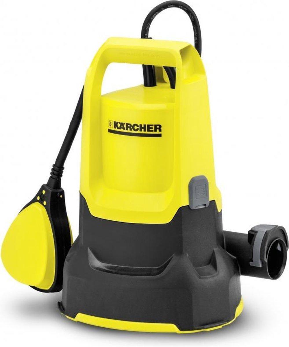 K rcher SP 2 Flat Dompelpomp - 6000 l/u - 250w