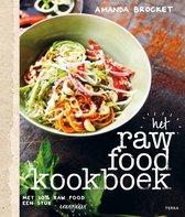 Het Raw Food kookboek. Met 20% Raw Food een stuk energieker