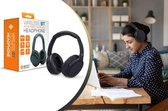 Noise Cancelling Koptelefoon - Zwart - Bluetooth Headset van Dutch Originals