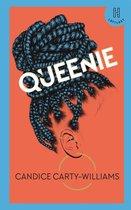 Omslag Queenie (lättläst)
