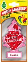 Arbre Magique Luchtverfrisser Fragola Rood/roze