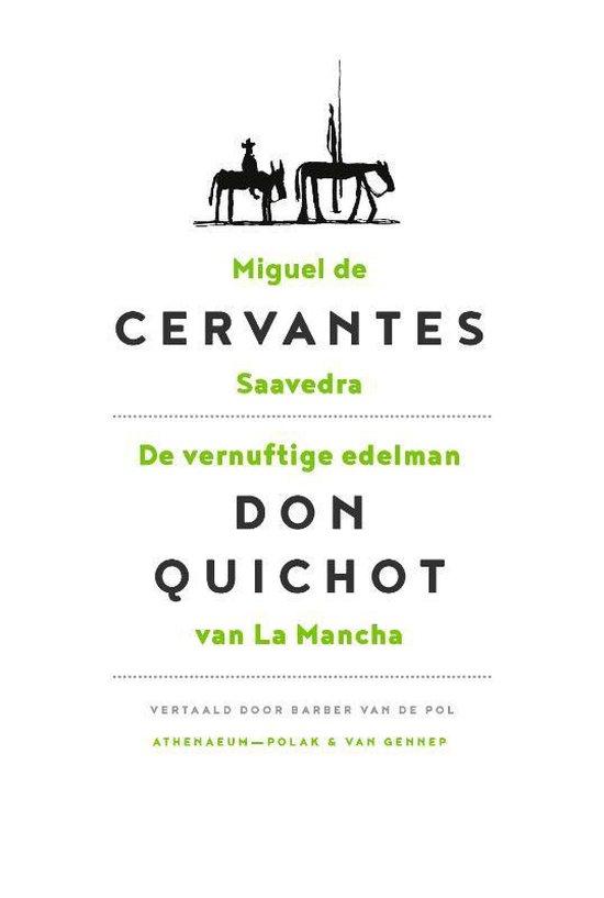 Perpetuareeks 1 - De vernuftige edelman Don Quichot van La Mancha