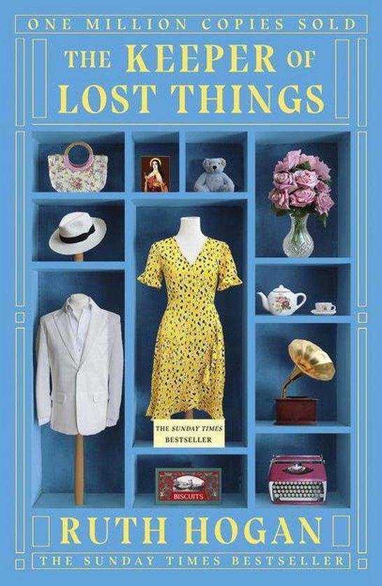 Boek cover The Keeper of Lost Things van Ruth Hogan (Onbekend)