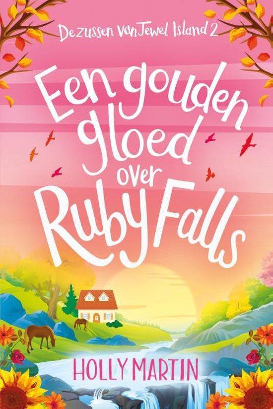 Zussen van Jewel Island 2 -   Een gouden gloed over Ruby Falls